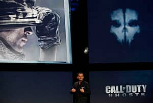Eric Hirshberg, president and CEO of Activision Publishing, provided a preview of Call of Duty Ghosts, which will be available for Xbox One ahead of other consoles.