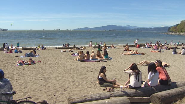 Heat wave shatters temperature records across B.C.
