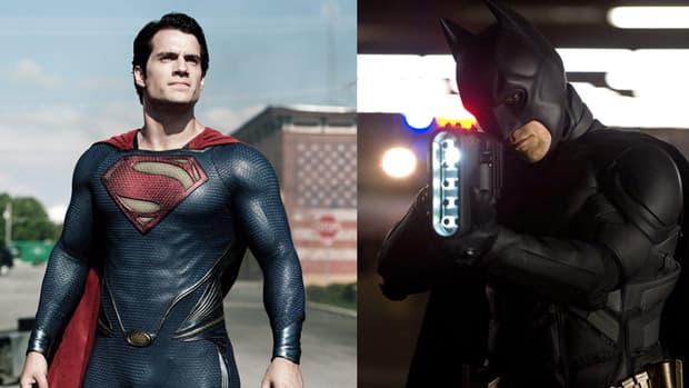 Superman, Batman to share silver screen