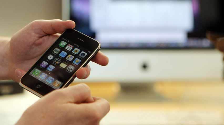 Бразильская компания. нашла способ взломать новый iPhone 3G. Во