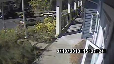 Port Coquitlam hit-and-run video released