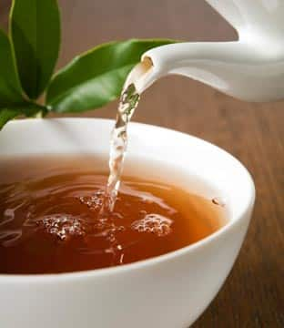 Green tea has long been touted as a healthy drink.