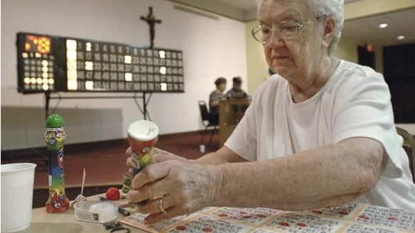 lantana 10 cent bingo thurs