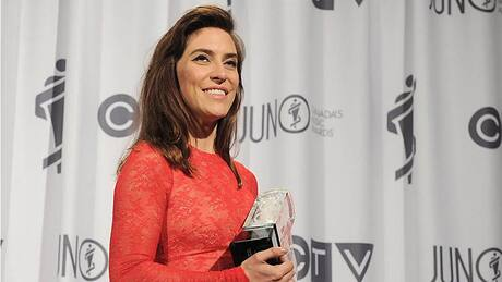 Feist, Blue Rodeo honoured at the Juno Awards gala