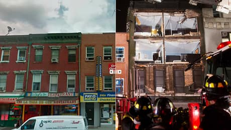New York City photos: Before and after Sandy