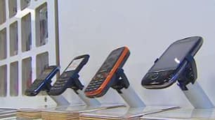 Handsets and texting have changed how people use cellphones, which are now less often held against the head.