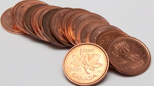 Is the Canadian penny worth keeping?