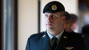 Canadian Forces Capt. Robert Semrau is accused of killing a severely wounded insurgent during an encounter in Afghanistan's Helmand province in October 2008.