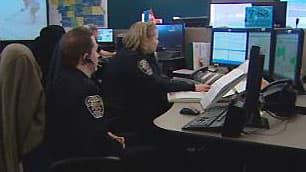 The Public Safety Communications centre handles all emergency and non-emergency calls in Calgary.