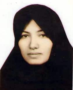 Sakineh Mohammadi Ashtiani, a mother of two, was facing the punishment of stoning to death in Iran on charges of adultery.