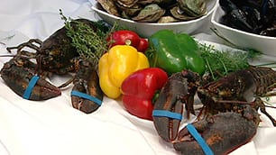 Lobster industry representatives met in Moncton to ensure the sustainability of their supply.