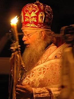 Archbishop Kenneth William Storheim stepped aside in the fall of 2010 as head of the Canadian diocese of the Orthodox Church in America. (Archdiocese of Canada)