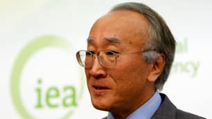 IEA Executive Director Nobuo Tanaka said more must be done to increase energy efficiency and boost green technologies.