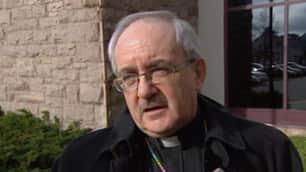 Bishop Valéry Vienneau said he's satisfied with a New Brunswick judge's decision to seal financial details of compensation offered to victims of sexual assault by clergy.
