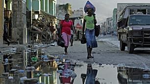Downtown Port-au-Prince