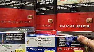 Flavoured cigarettes Lambert Butler in London