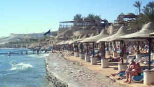Egypt has announced new measures to protect swimmers at its Sharm el ...