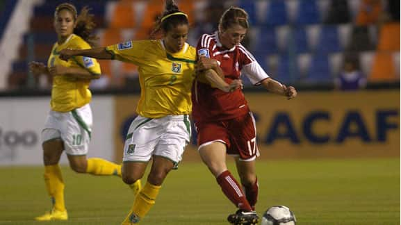 Moncton has bid for the 2015 FIFA Women's World Cup.