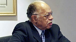 Dr. Kermit Gosnell , shown in a March 8, 2010, photo was charged with eight counts of murder Wednesday related to his abortion practice in Philadelphia.