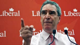 Liberal Leader Michael Ignatieff says his party will not be the 'guarantors' of the future of the Conservative government.