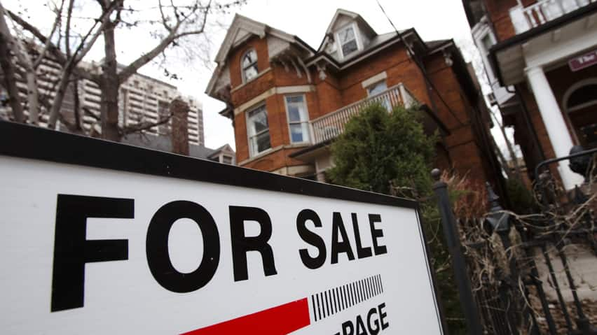 Lower housing prices will be good news and bad news for different parts of Canada's economy, CIBC says.
