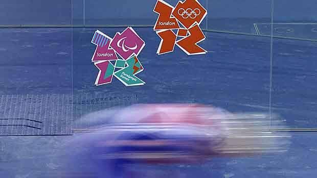 Olympics logo London