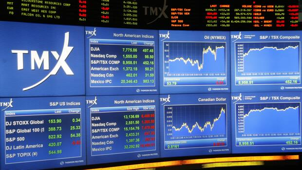 Canadian Stock Exchange Companies