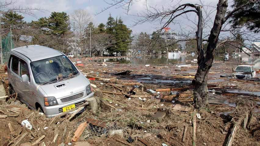 Japan Quake Moved Coast 8 Feet, But Nation Ready