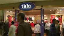 Tabi is closing all of its Canadian outlets.