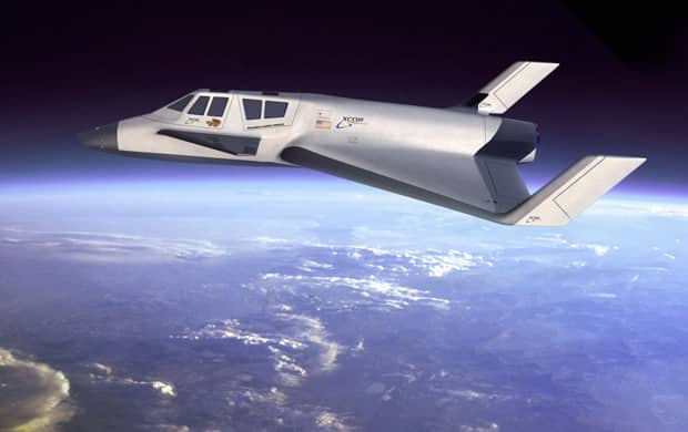 Ordinary citizens may soon experience space flight through companies