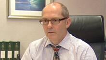 Alberta Privacy Commissioner Frank Work. CBC
