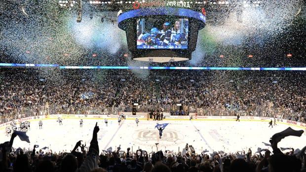 Canucks Fans Rejoice As Team Advances