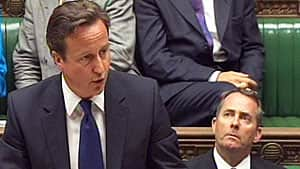 Prime Minister David Cameron, speaking in the House of Commons in London this week, promises to hold two investigations into activities at the News of the World and into future media regulation.