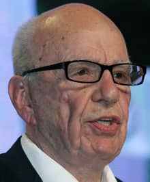 Rupert Murdoch's global media empire, News Corp., announced Thursday that it was shutting down its tabloid paper the News of the World.