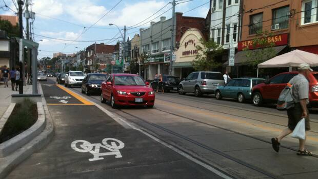 Roncesvalles renewed (Image credit: CBC)