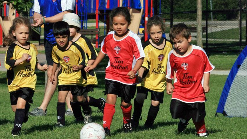 Hi soccer kids 852 00564288