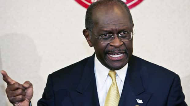 Republican presidential candidate Herman Cain's camp is denying allegations he sexually harassed at least two employees when he was head of the National Restaurant Association.
