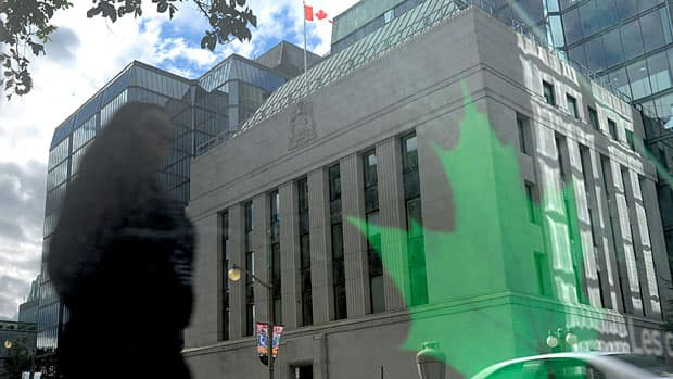 Low interest rates, the Bank of Canada's governing council says, are increasing the appetite of investors to take risks in search of higher returns.