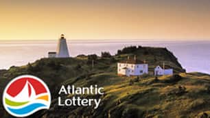Atlantic Lottery operates in the four Atlantic Canadian provinces.