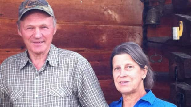 Trappers Ludwig and Anita Pilful say they've suffered several close calls with sour gas leaks at their home near Halfway River, surrounded by pipelines and 13 gas wells.