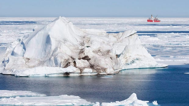 In September, Germany's University of Bremen reported that sea ice had hit a record low. The U.S. National Snow and Ice Data Center, using different satellite data, reported that sea ice coverage in 2011 was the second-lowest on record, after the record set in 2007, the year this photo was take in Baffin Bay.