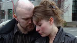 Paul and Zabeth Bayne, seen here outside court in 2009, said the last four years have been a blur.