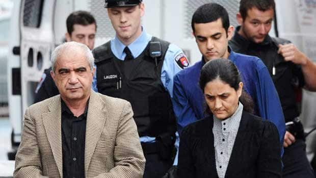 Afghan Family Convicted of Murdering 4 Relatives In Canadian Honor Killing Case
