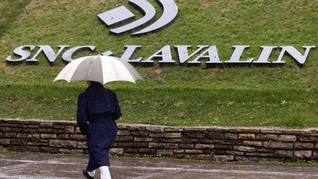 SNC-Lavalin Group Inc. is the target of a class-action lawsuit.