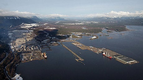 China's largest bank to finance Kitimat refinery