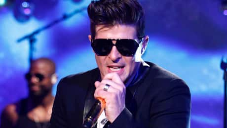 Singer Robin Thicke honoured by Juno nomination