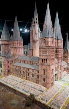 Harry Potter tour focuses on behind-camera wizardry
