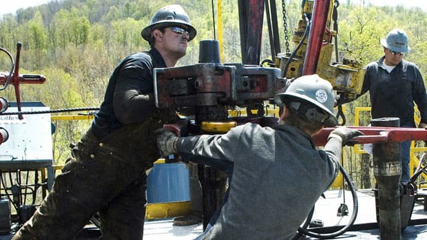 Encana's U.S. division has several holdings with oil and liquids potential.