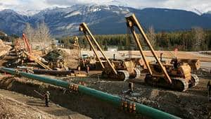 Kinder Morgan Canada plans to spend about $5 billion to nearly triple the capacity of its Trans Mountain pipeline.