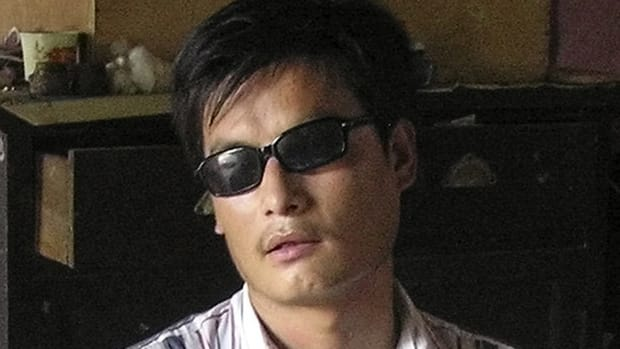 Blind activist Chen Guangcheng escaped the house arrest he lived under for 18 months in Shandong province this week.